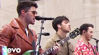Jonas Brothers  Sucker Live On The Today Show  2019