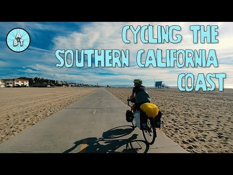 Cycling the Southern California Coast