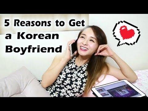 5 Reasons to Get a Korean Boyfriend