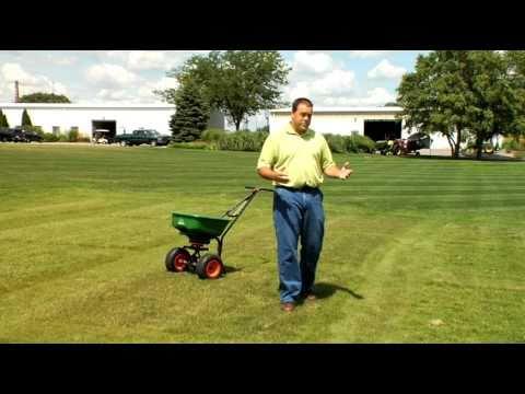 MSU Turf Tips - Fall Fertilization