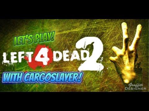Let's play: Left 4 Dead 2 - Zombie Massacre!