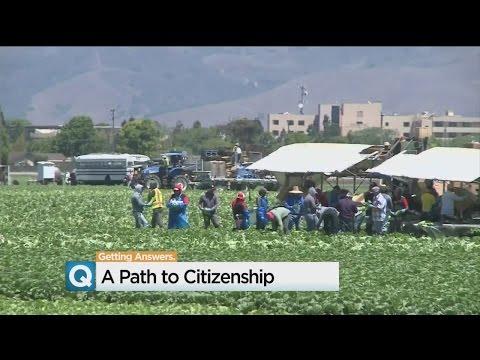 California Senators Propose Citizenship Path For Farm Workers