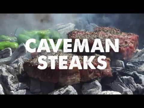 Caveman Steaks