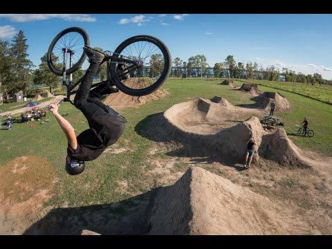 MTB Dirt Jumping - UT 39: The Brose Farm - The Rise MTB