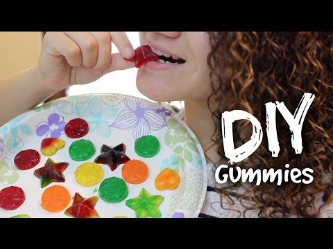 DIY: Candy Gummies