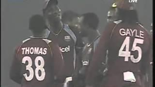 Bangladesh Vs Westindies 5th ODI 2012 Full Match Highlights December 08