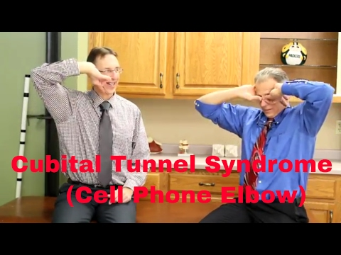 Cubital Tunnel Syndrome? (Cell Phone Elbow) vs Herniated Disc-Neck