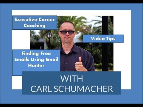Finding Free Business Emails Using Email Hunter