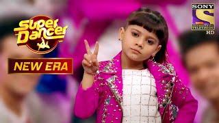 Vaishnavi के धमाकेदार Performance से हुए सब Shock! | Super Dancer | New Era