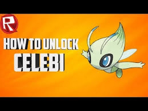 How to get celebi in pokemon legends 2017
