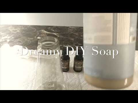 DIY Laundry and Foaming Hand Soap using barefut Essential Oils