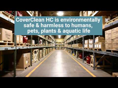 How to Remove Oil from Cement   CoverTec Products