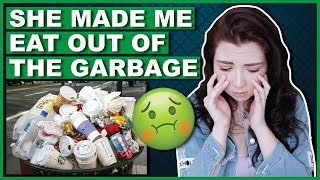 My Teacher Made Me Eat Out Of The Garbage | Storytime