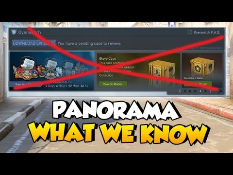 New UI Panorama for CS:GO - What it does and what we know?
