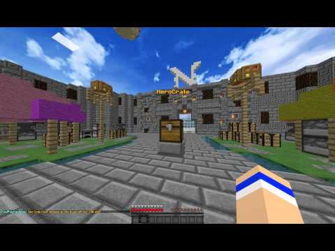 MineCraft Factions Server FowlPlay 1.7.9-1.8 Youtuber Rank 100 Subs!