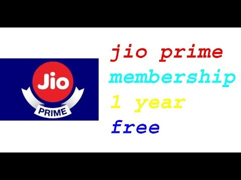jio prime 1year free | jio prime member ship  activate 31 march 2019