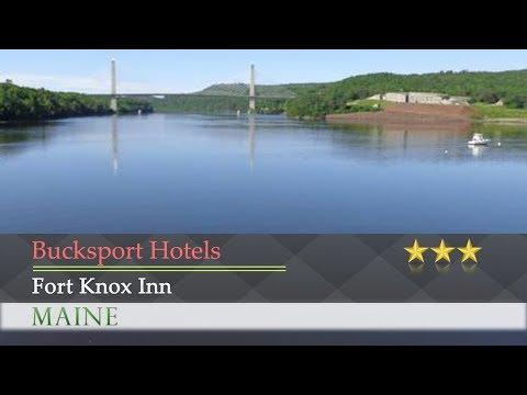 Fort Knox Inn - Bucksport Hotels, Maine