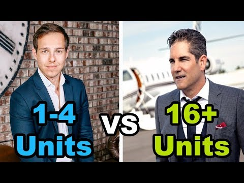 Lets talk about Grant Cardone and why I don't buy 16+ unit properties