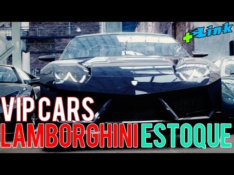 GTA 4 - VIP CARS + Great Graphics | Lamborghini Estoque
