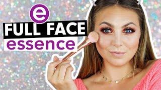 Full Face Essence ✨sommer Glam Make Up ✨one Brand Tutorial 2019 Deutsch Schicki Micki