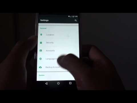 Google Nexus 5: How to Enable / Disable Keyboard Tap Vibration