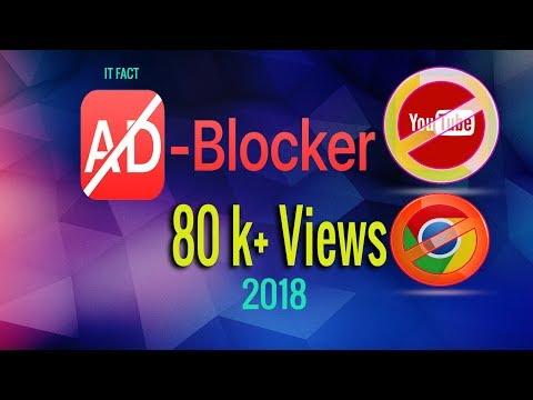 How to Block Ads on Google Chrome....2018  #বাংলা #English #Hindi