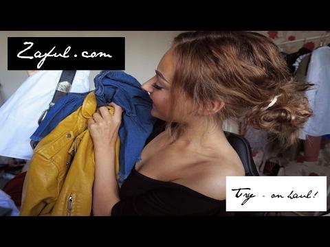 WINTER TRY ON HAUL FT ZAFUL.COM