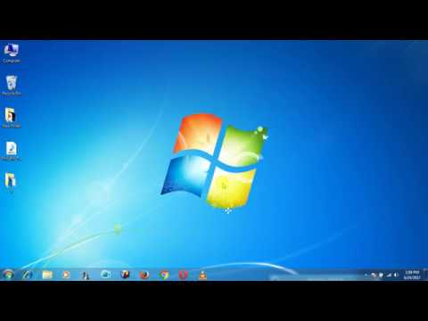 How to Hide or Unhide Programes  ( Control Panel )in Windows7 by (stky)