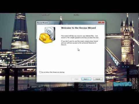 Recover & Restore Deleted Files With Recuva