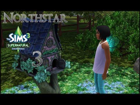 [ Sims 3 Supernatural ] Meeting Mr. Thing - Part 3
