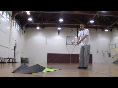 Indoor Dual 08 - Fade (stunt kite tutorial)