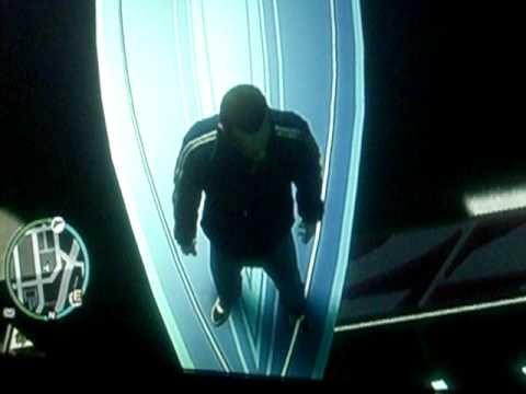 GTA 4 Good-bye World (Boat Free Fall)
