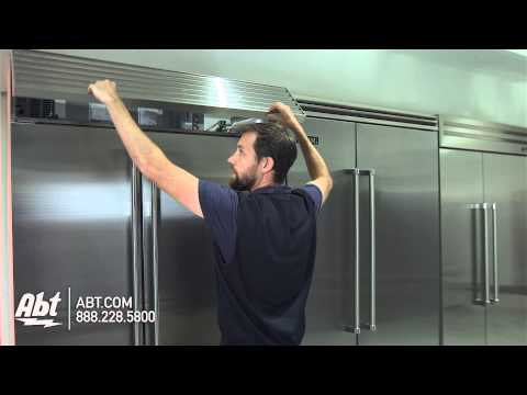How To: Replace The Water Filter On Your Sub-Zero Refrigerator Using Filter Model 4204490