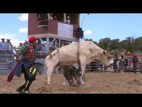 Begay's Open Bull Riding