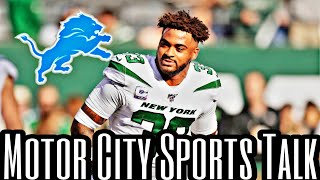 New York Jets Want 1st & 3rd Round Draft Picks For Jamal Adams | Should Lions Do The Trade???