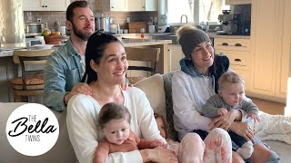 Bella Family's REACTION to BIRTHS of Buddy and Matteo!