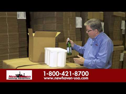 Wine Shipping Boxes to Move Wine Bottles Safely
