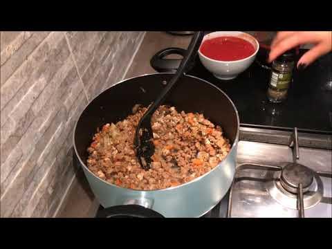 Quorn Bolognese Recipe