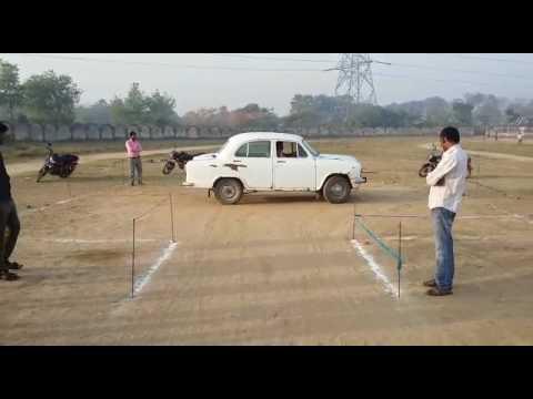 Bihar Police Driving Test Practice,Deepnagar Stadium,Bihar Sharif,Nalanda