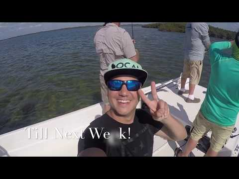 Fishing Tampa Bay - Catching Redfish and Trout - Tampa Bay and Homosassa Fishing Spots