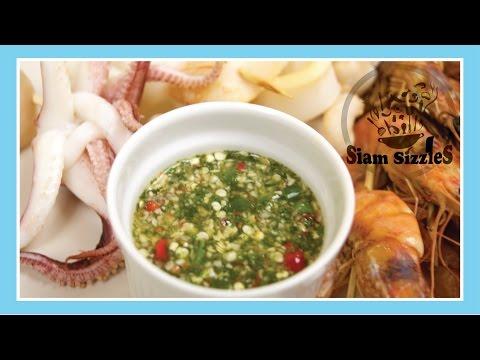 Thai Seafood Dipping Sauce Recipe