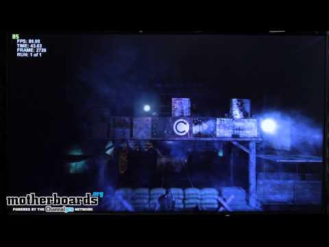 ASUS GTX 660 Ti DirectCU II Triple SLI Gameplay - Metro 2033