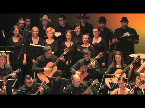 THE GOOD, THE BAD AND THE UGLY - E. Morricone - Orkester Mandolina Ljubljana - cond. Andrej Zupan