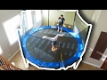 TRAMPOLINE IN OUR HOUSE!!