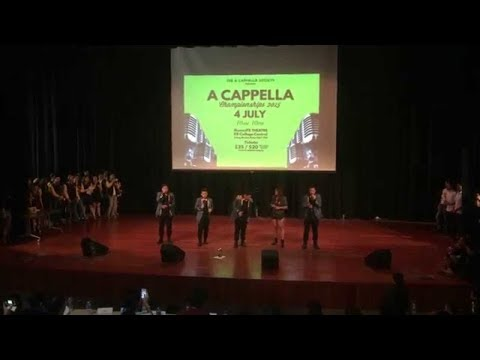 Acapellago Winning Moment