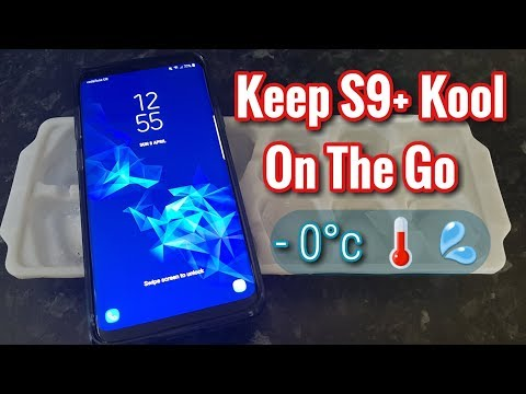 Samsung Galaxy S9+ Keep It Cool On The Go Everyday