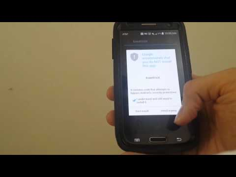 Root Samsung Galaxy S4 4.4.4 (AT&T)