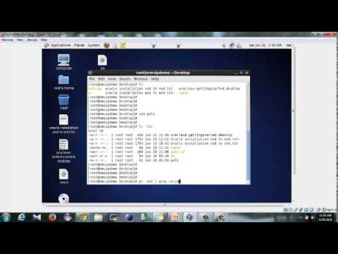 How to Create executable files in Linux and running commands on a mouse click