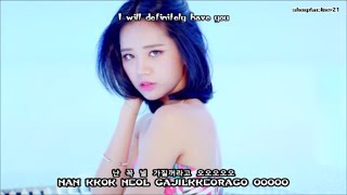 On The Double | Girl's Day - Ring My Bell MV [Hangul • Romanization • English] subtitles