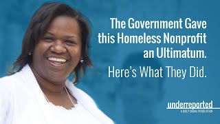 Underreported: Homeless Nonprofit Forced to Choose Between Government Funding And Drug-Free Policy